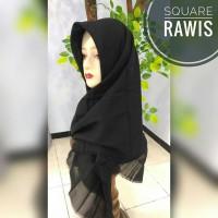 Jilbab Rawis Sifon Murah