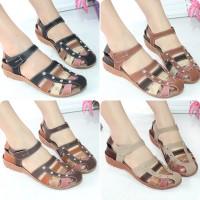 Sepatu Sandal Wanita Replika Kickers Mulan 950