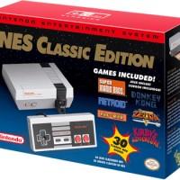 Jual Nintendo NES Classic Edition Original Console + 2 Controller Murah