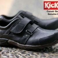 sepatu kickers tracking casual pria / boot kerja kantor formal outdoor