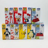 Jual Clearance Sale Tomica Metal Collection Hello Kitty Snoopy Rilakuma dll Murah