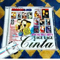 VCD Special Duet Hits Lagu Cinta ft Krisdayanti Conie Dio Doel Sumbang