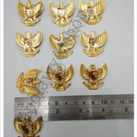 Pin Bross Wing Lencana Aksesoris Burung Garuda koting 3cm peniti bagus
