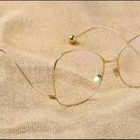 kacamata wanita korea gaya unik model kekinian kids zaman now jaman
