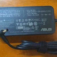 Adaptor Charger Laptop Asus ROG G55 G55VW G46VW G70 G75 G75V 19V~6.32V