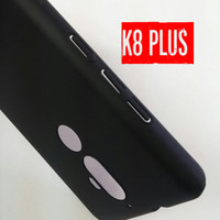 Lenovo K8 Plus hard Case Cover Slim Black Good Quality K8+