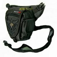Tas Pinggang Paha OutDoor Travel Tracker Original TR 3017 bukan eiger