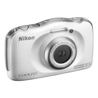 Nikon Coolpix W100 Digital Pocket Camera Kamera Waterproof WIFI W-100