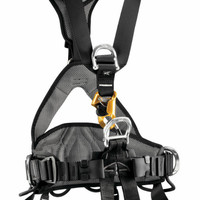Petzl Avao Bod Croll Fast Size 1 Harness Climbing Safety
