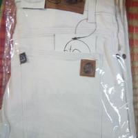 celana jeans cheep monday putih