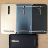 TORU Motomo Ino Metal Case for Asus Zenfone 2 - Black