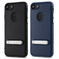 Remax Gridchic Stand Case for iPhone 7/8 Plus - Black