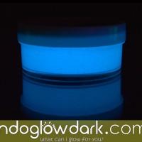 Cat Fosfor Lukis | Cat Acrylic | Glow Paint | Satiniq Luminos - 13 Gr