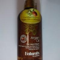 Naturals By Watsons Argan Oil Gel Hand Wash 400 ml