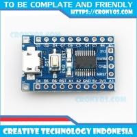 System Minimum / Sistem Minimum ARM STM8S103F3P6 / STM8 / STM 8