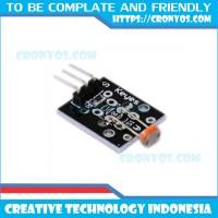 KY-018 / KY018 / KY 018 Light Sensor / LDR Sensor / Sensor Cahaya