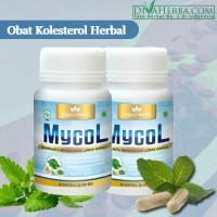 MYCOL Obat Herbal Penurun Kolesterol dan Mengurangi Lemak Darah