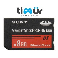 Memory Card SONY PSP 8GB | Memory Stick Pro Duo