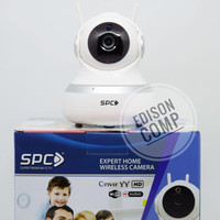 IP Cam CCTV Wifi Wireless Portable SPC Smart Babycam [BEST SELLER]