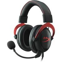 Headset Gaming Pro Kingston HyperX Cloud II Red