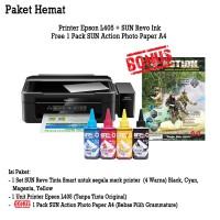 Printer Epson L405 SUN REVO INK BCMY