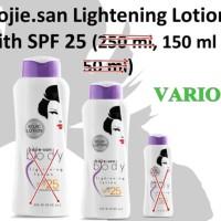 kojie san 150ml sun block Lightening Lotion with SPF 25 Original 100%