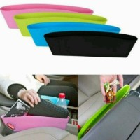 [samping] Rak Mobil Selipan / Car Seat Gap Storage  Samping Jok pocket