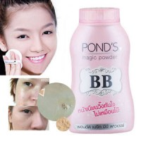 Pond's BB Magic Powder | Pinkish Pink