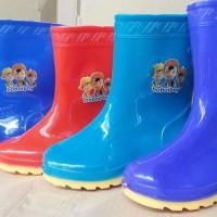 TERBARU Sepatu Boots Boot Anak Kids Shoes Karet Rubber Jelly Anti Ai