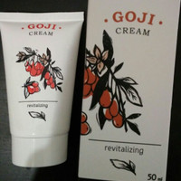 Goji berry cream krim pelembab anti penuaan dini original
