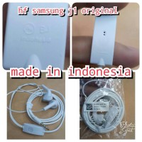 HEADSET SAMSUNG J1 made indonesia