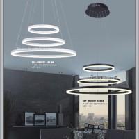 jual lampu gantung minimalis led dekorasi ruang keluarga