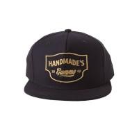 Trucker Sch , Topi Sch / Gummo  HANDMADE'S  - black
