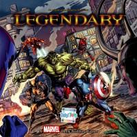 Legendary: Marvel Deck Building Core Board Game