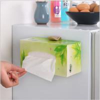 Penjepit / Pemegang Kotak Tisu Tissue lebih mudah diambil unik HPR173