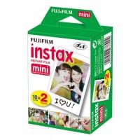 Fujifilm Twinpack Refill Instax Mini 7s - 8s - 25s - 50s - 90s Plain