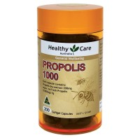 Healthy Care PROPOLIS 1000 mg - 200 Capsules