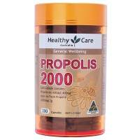Healthy Care PROPOLIS 2000 mg - 200 Capsules