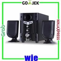 Harga dijual multimedia speaker gmc 888d2 cocok untuk tv dvd pc   Pembandingharga.com