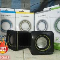Promo Audiobox U-Cube Speaker 2.0 - Usb Powered Design Elegant