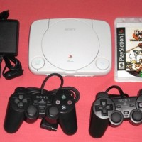 Sony Playstation 1 slim PSone PS1 23381!