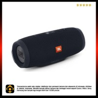 Promo Jbl Charge 3 - Portable Bluetooth Speaker Free Cable Aux Unik