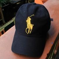 Dijual Cap Polo Black Ralph Lauren Original (Topi Polo) Promo