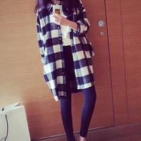 TERMURAH PROMO Kemeja Wanita Maskulin Style AlA korea Fashion Baju