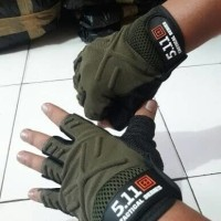 Best Quality | sarung tangan 511 | Aksesoris / Outdor / Army / Tentara