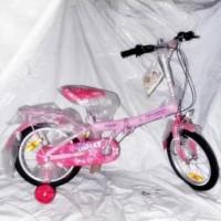 Sepeda lipat family size 16.