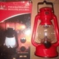 LAMPU EMERGENCY + BATERE PETROMAK