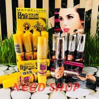 MASCARA MAYBELLINE / MAYBELINE NEW YORK - VARIAN UPDATE