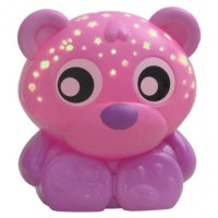 Harga playgro goodnight bear pink night light projector | Hargalu.com