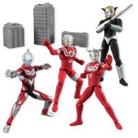 Bandai SHODO Ultraman VS Part.5 (ALL 5/SET) Gee Leo Astra Magma Kyojin